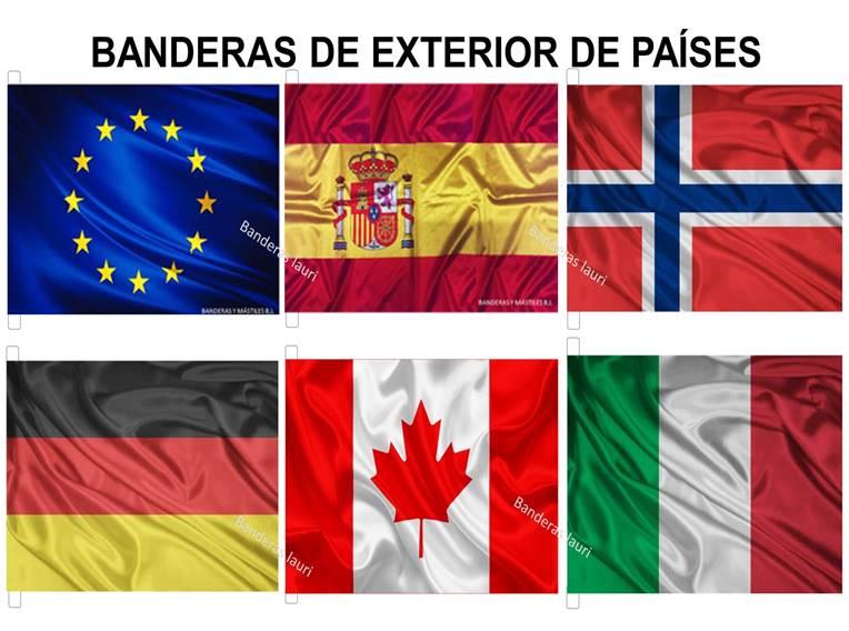 Comprar Banderas de Exterior Fabrica y Venta de Banderas