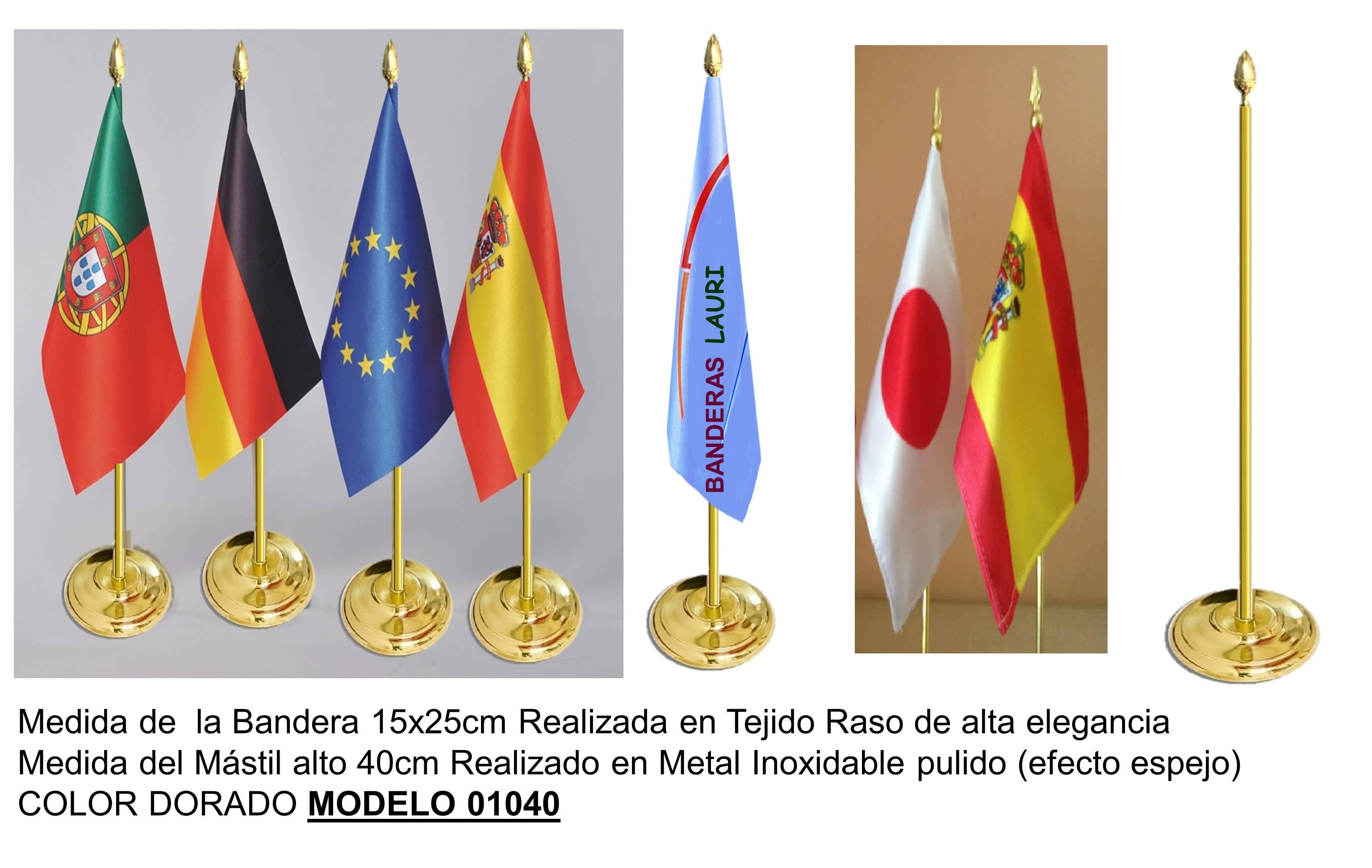 Banderines de Mesa