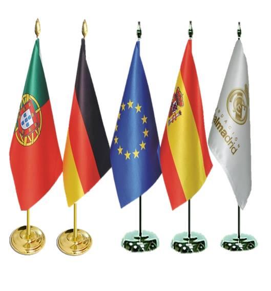 Venta de Banderas | Banderines de Sobremesa