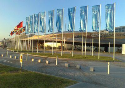 Banderas Publicitarias de Exterior