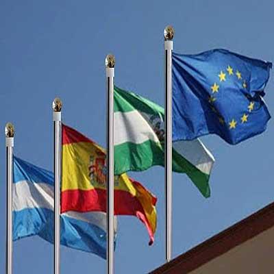 Venta de Banderas | Mástiles de Banderas para techos y fachadas