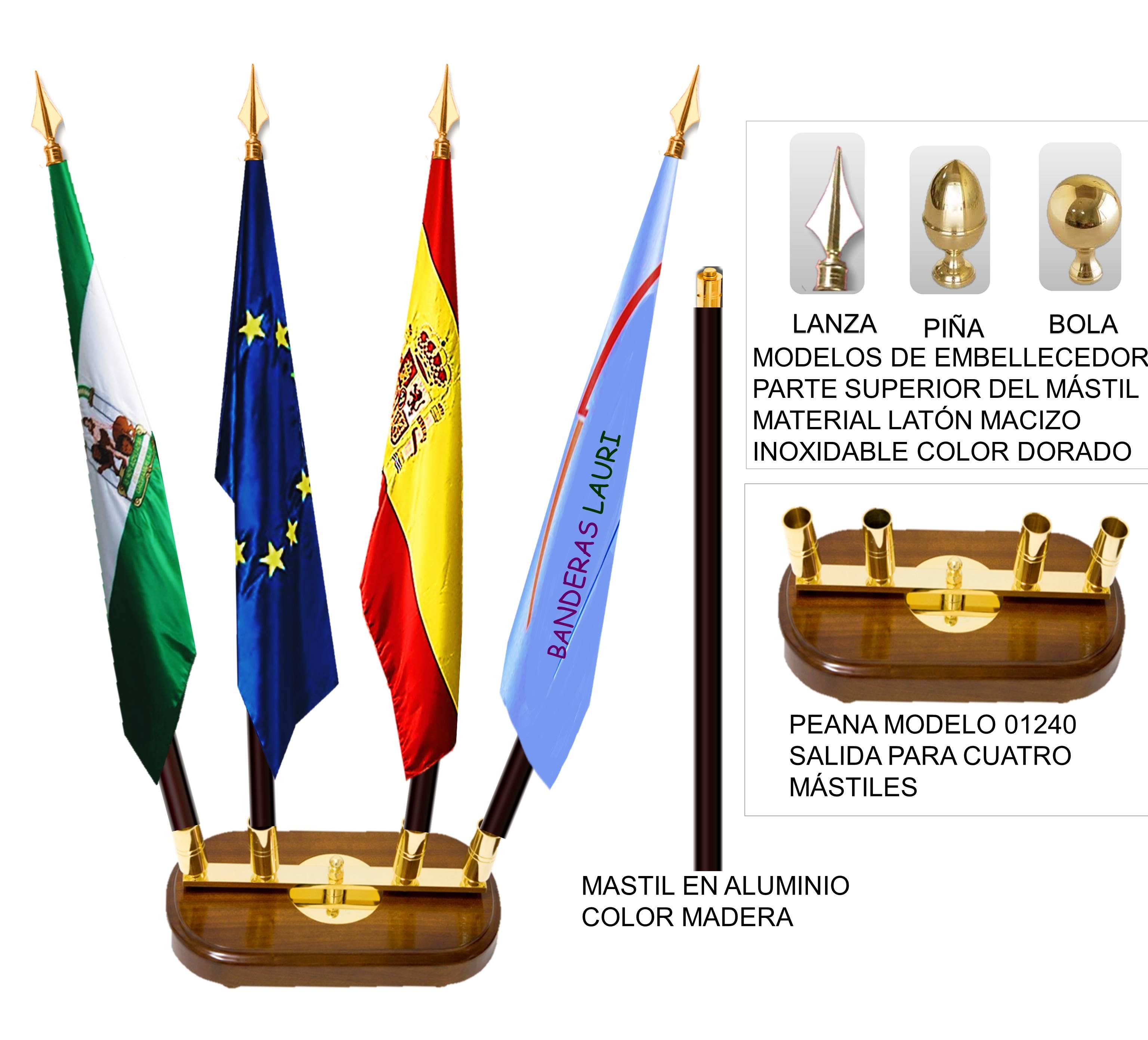 MASTIL DE INTERIOR -MODELO 01240