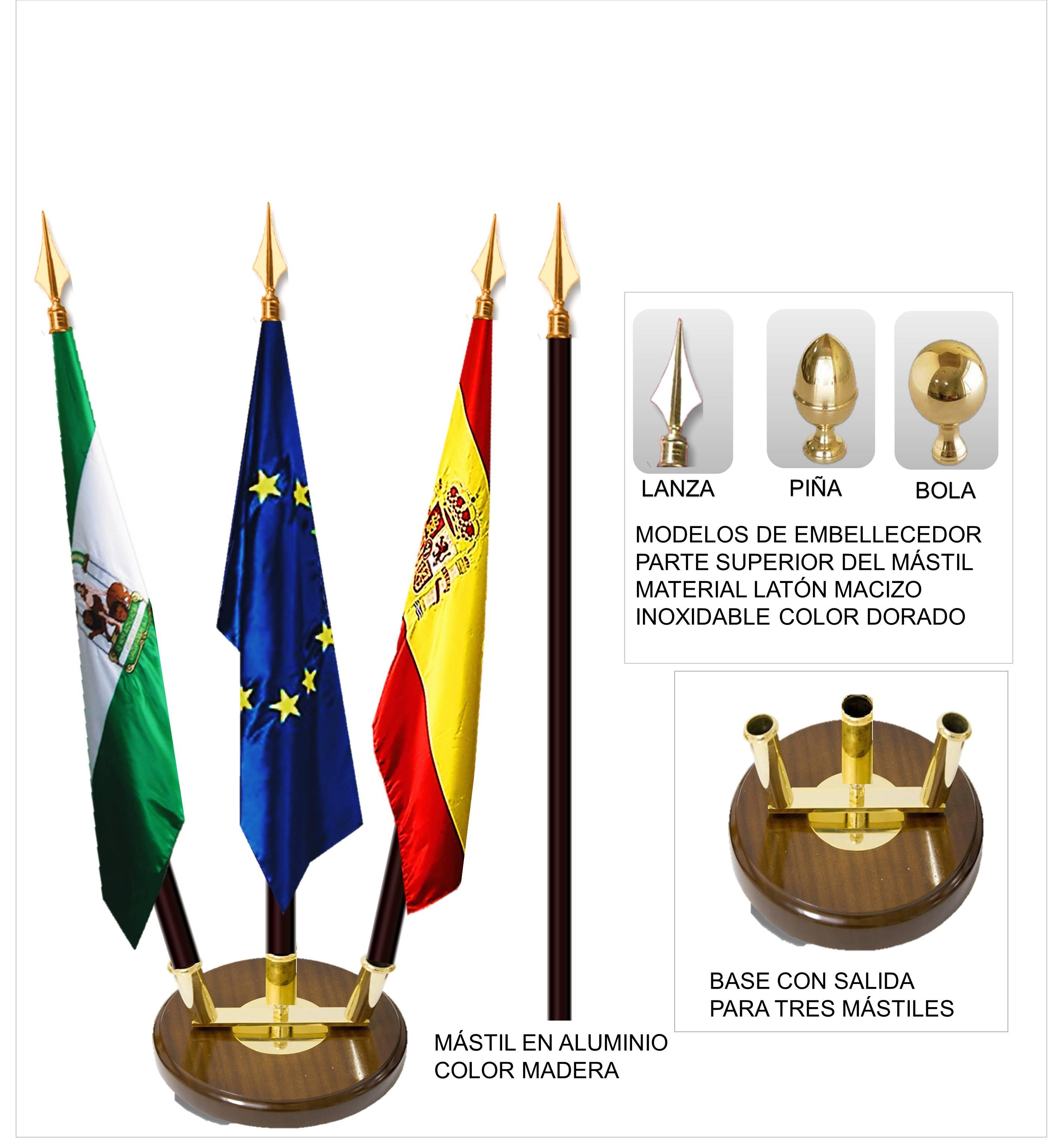 MASTILES DE INTERIORES MODELO 01230