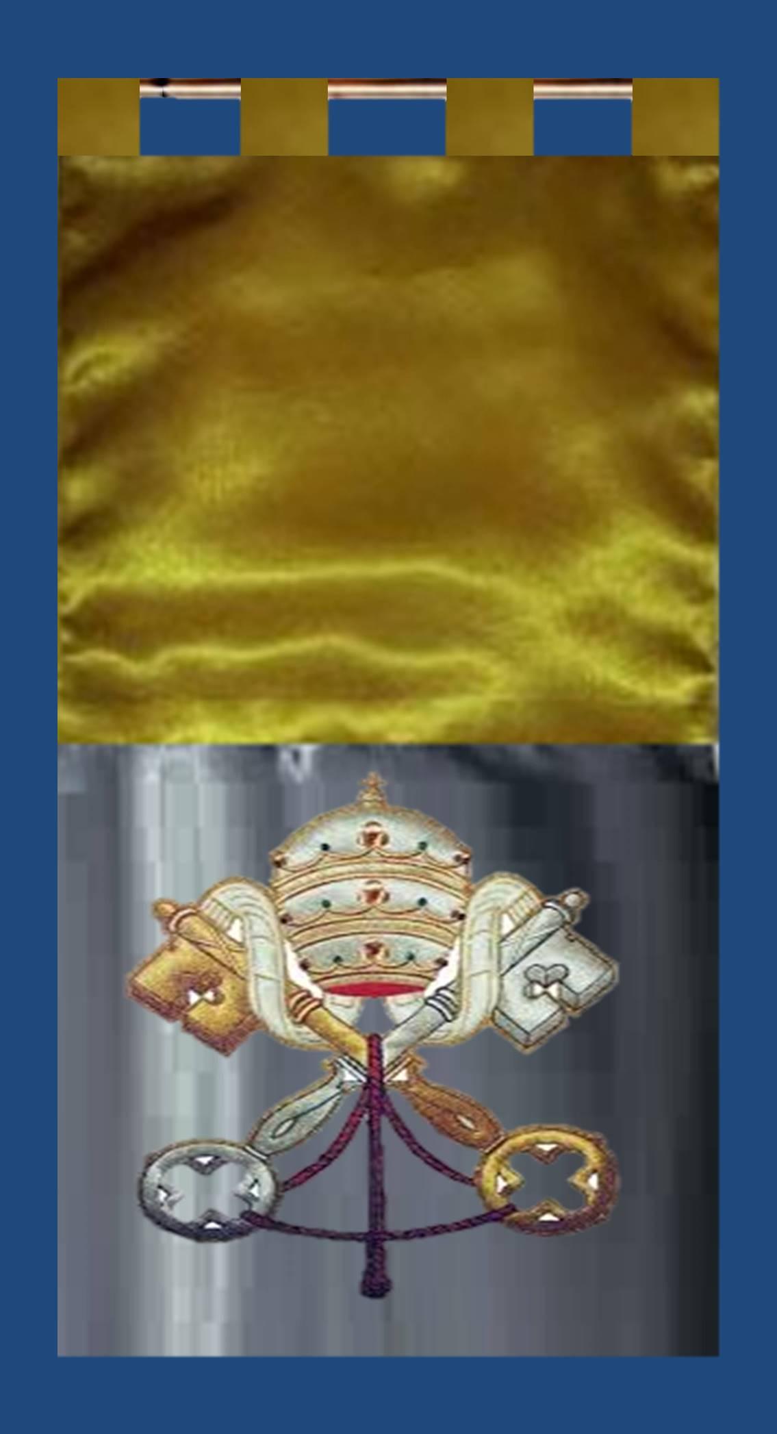 Comprar estandartes religiosos | Tienda online especializada en estandartes de Semana Santa y estandartes para Cofradías. Estandartes religiosos personalizados