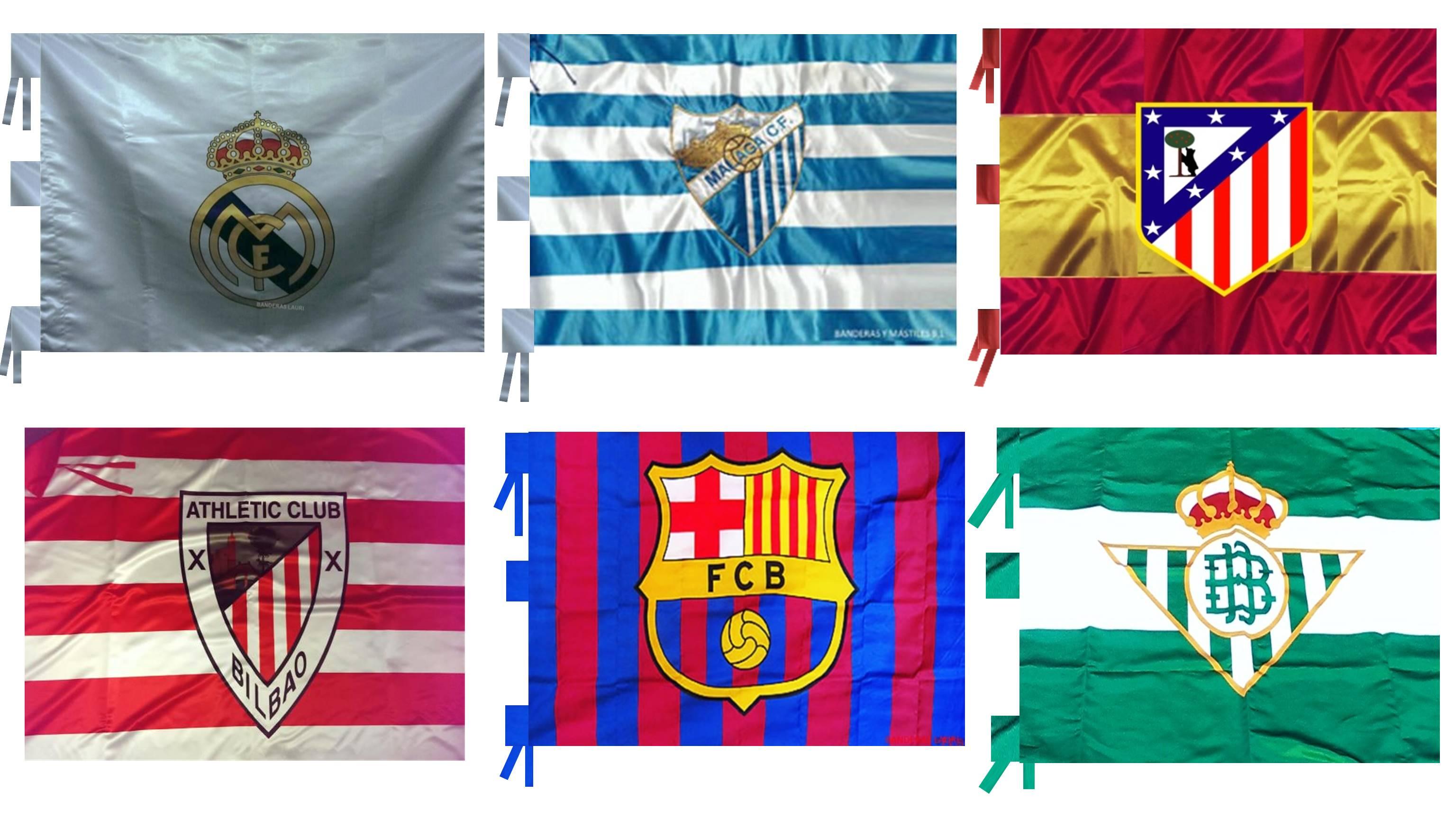 Fabrica venta de Banderas de interior personalizadas países
