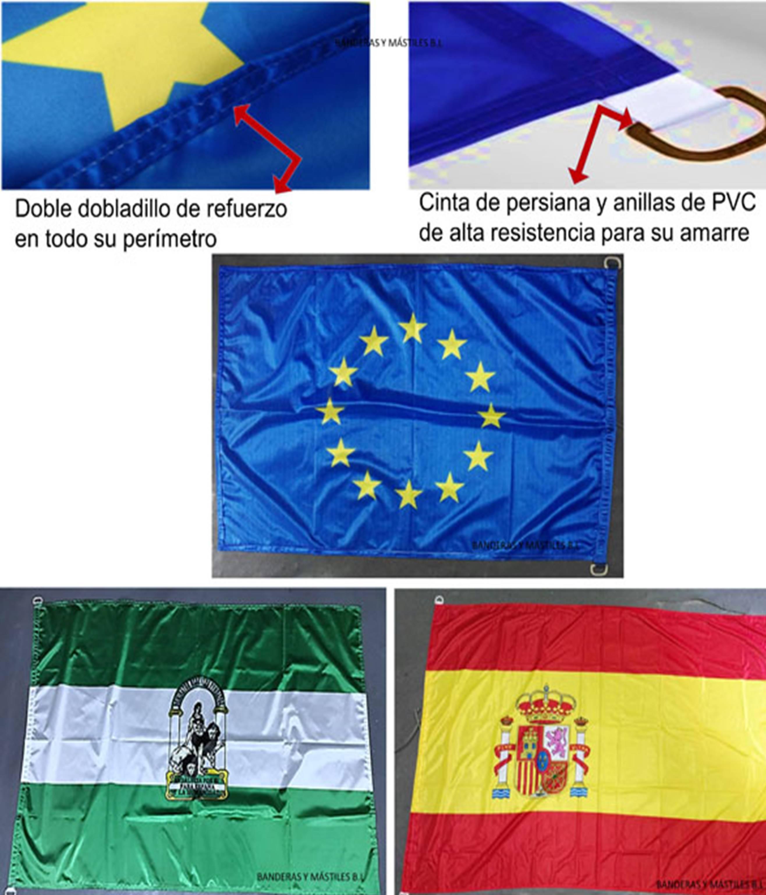 banderas de exterior paises