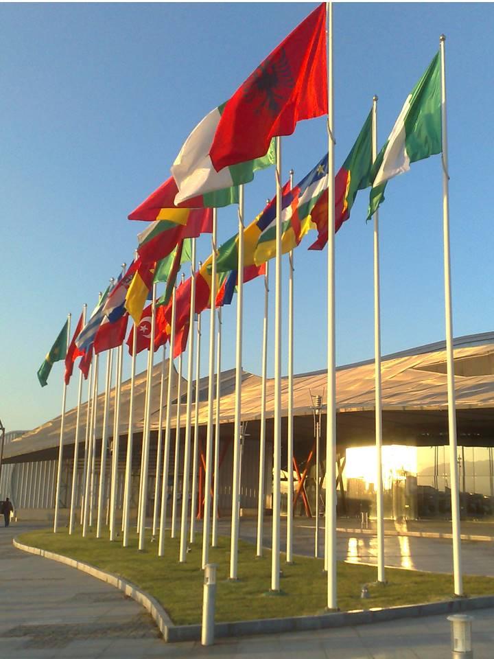 Venta de Banderas | Mástiles de Exterior