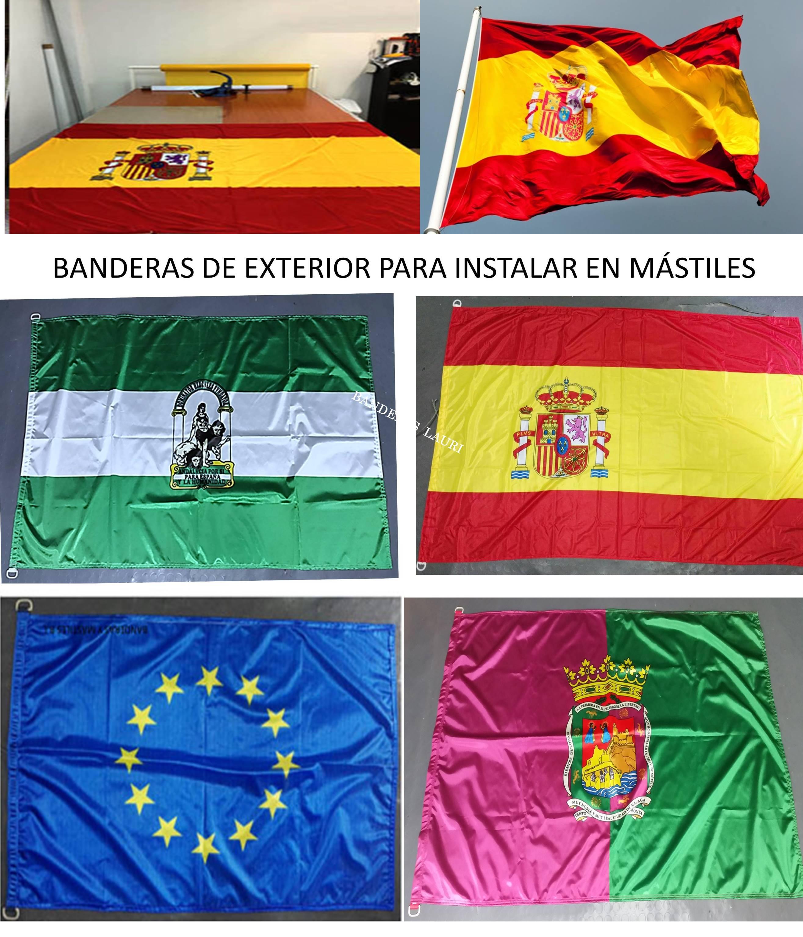 Venta de Banderas de Exterior