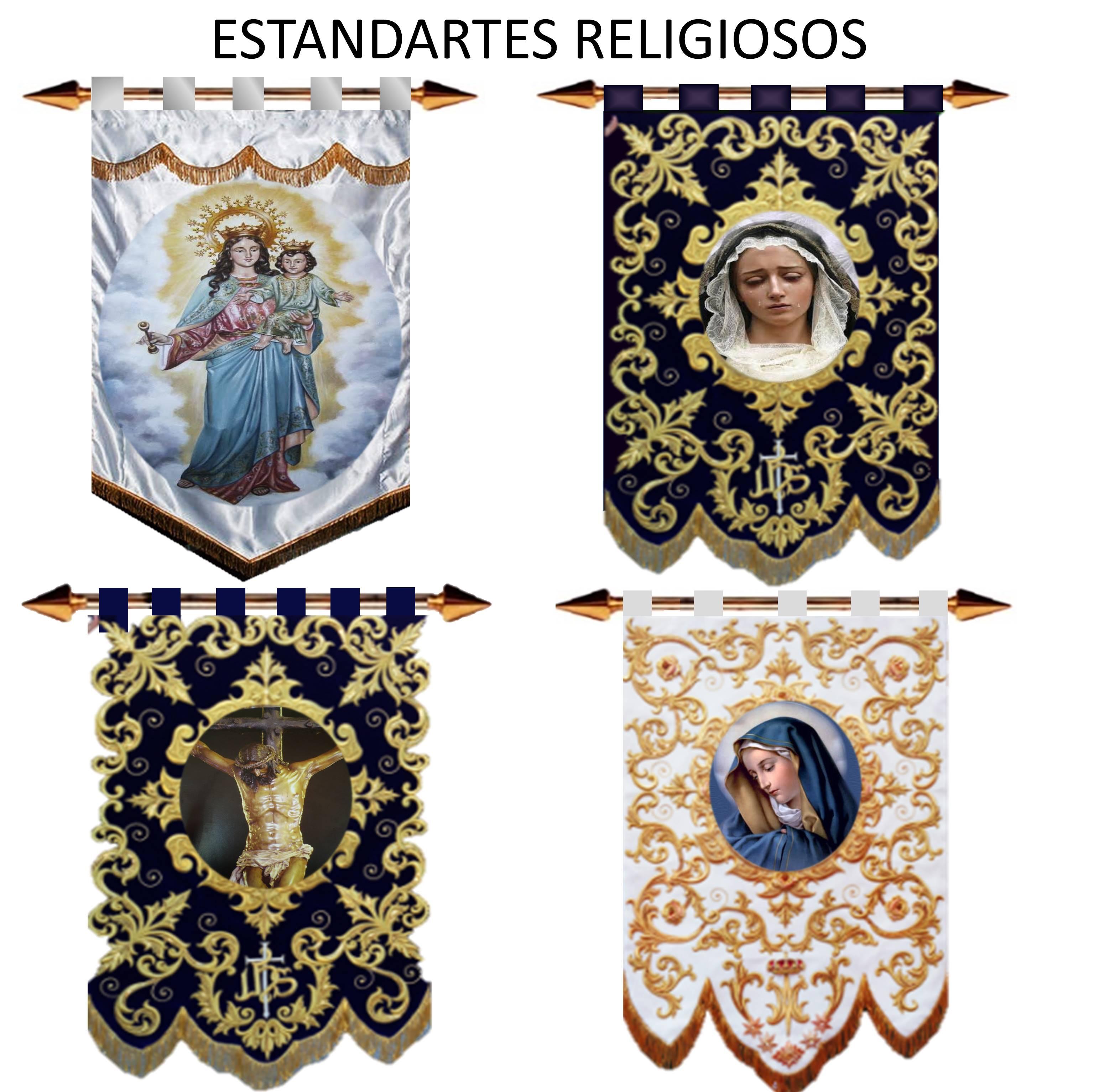 ESTANDARTES RELIGIOSO