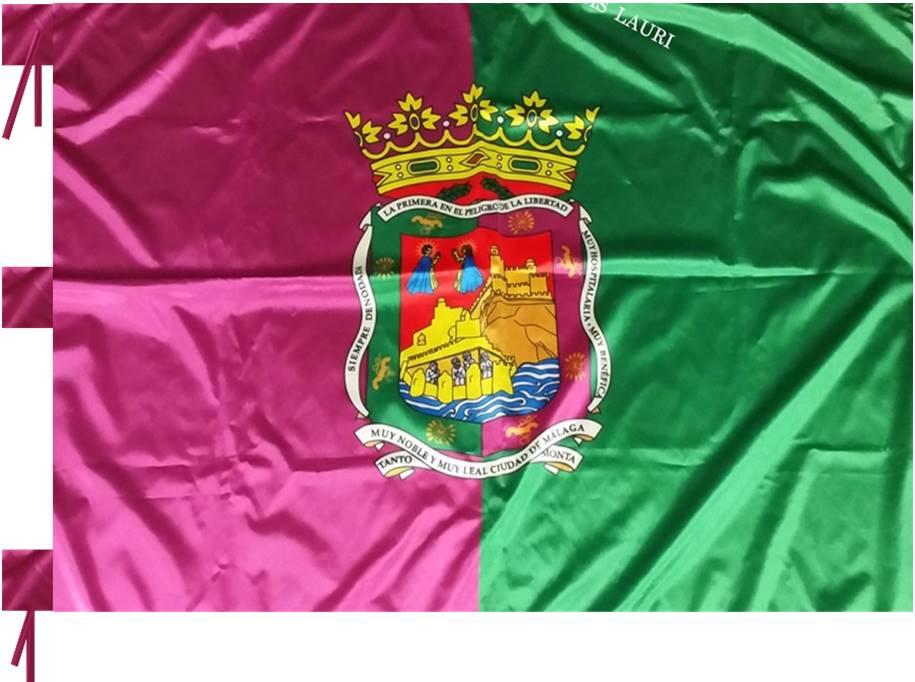 banderas de interior para protocolos