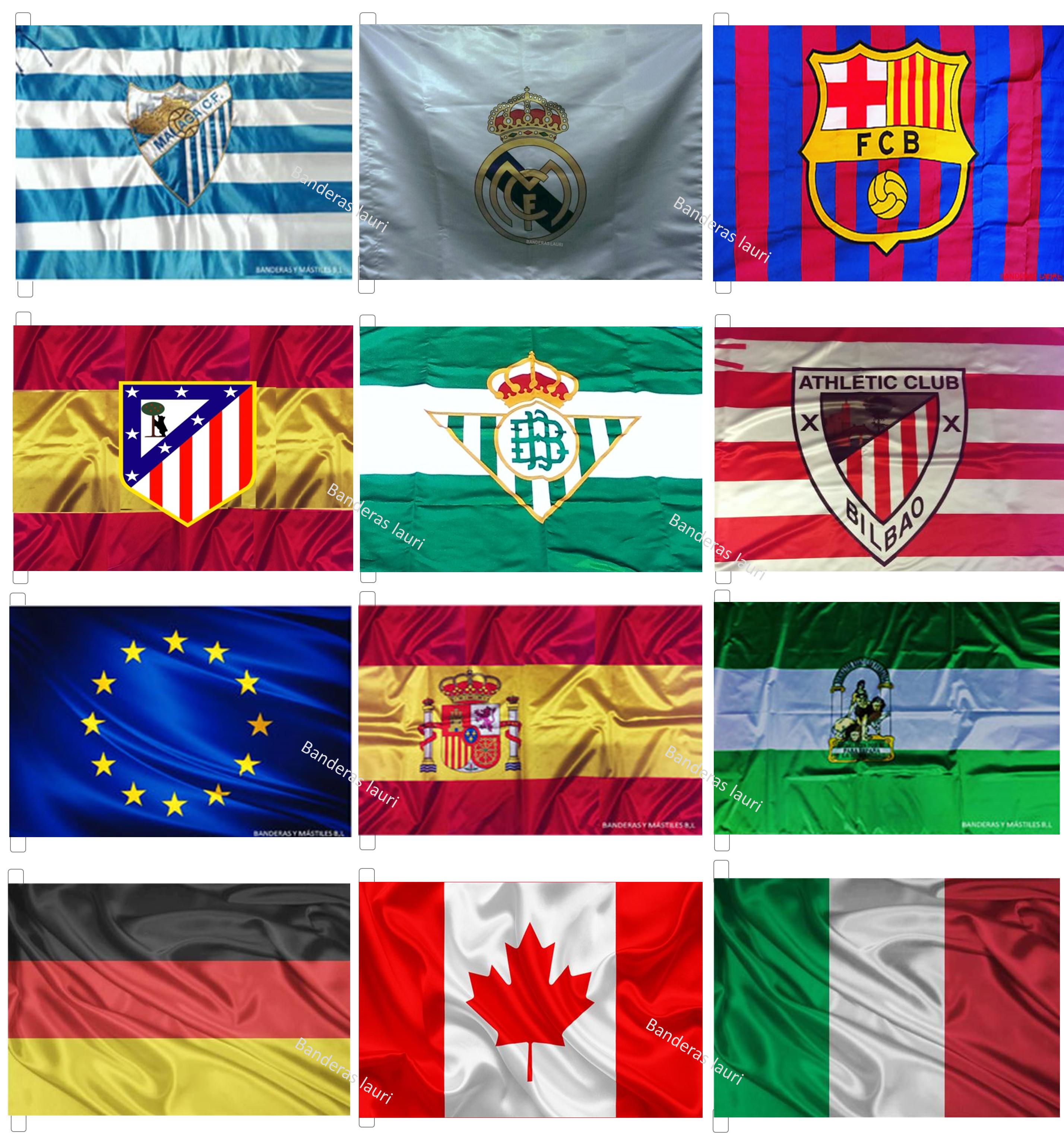 Comprar Banderas de interior y exterior